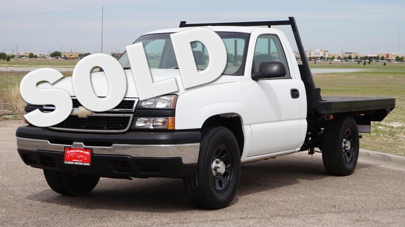 2006 Chevrolet Silverado 1500 Work Truck