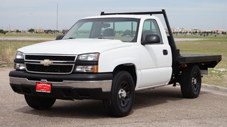 2006 Chevrolet Silverado 1500 Work Truck in Lubbock, TX Texas