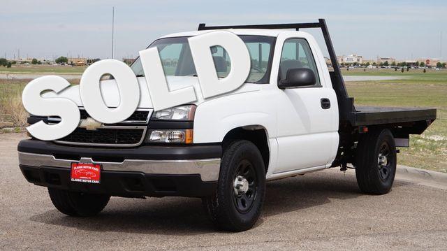 2006 Chevrolet Silverado 1500 Work Truck | Lubbock, Texas | Classic Motor Cars