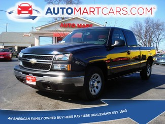 2006 Chevrolet Silverado 1500 Work Truck | Nashville, Tennessee | Auto Mart Used Cars Inc. in Nashville Tennessee