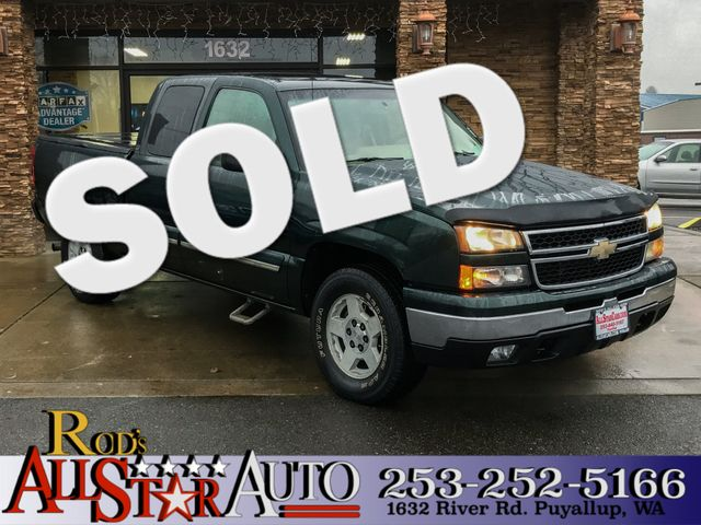 2006 Chevrolet Silverado 1500 LT1 The CARFAX Buy Back Guarantee that comes with this vehicle means