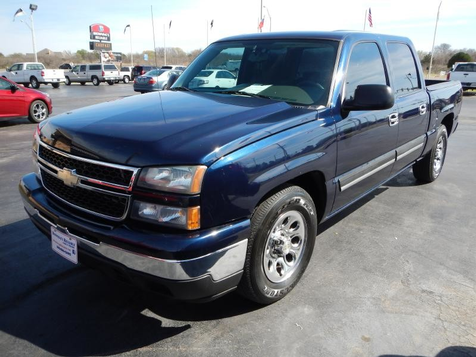 2006 Chevrolet Silverado 1500 LS in Wichita Falls, TX