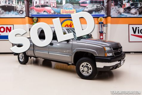 2006 Chevrolet Silverado 2500HD LT1 in Addison