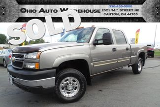 2006 Chevrolet Silverado 2500HD LT 4x4 DURAMAX Turbo Diesel Crew Cab We Finance  | Canton, Ohio | Ohio Auto Warehouse LLC in  Ohio