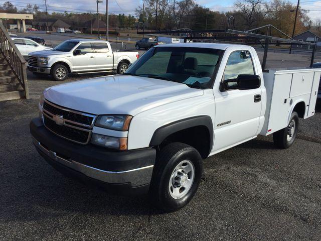 2006 Chevrolet Silverado 2500HD Work Truck | Gilmer, TX | H.M. Dodd Motor Co., Inc. in Gilmer TX