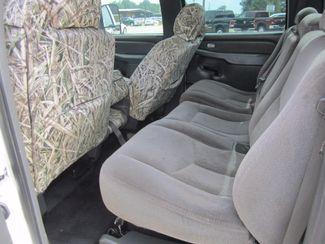 2006 Chevrolet Silverado 2500HD Work Truck Crew Cab 4x4 Houston, Mississippi 9