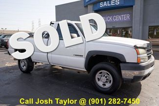 2006 Chevrolet Silverado 2500HD Work Truck | Memphis, TN | Mt Moriah Truck Center in Memphis TN