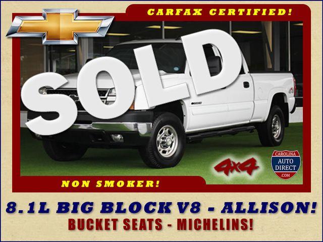 2006 Chevrolet Silverado 2500HD LT2 Crew Cab 4x4 - 8.1L BIG BLOCK V8! Mooresville , NC 0