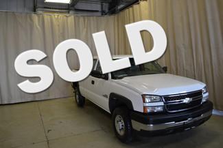 2006 Chevrolet Silverado 2500HD Work Truck Roscoe, Illinois