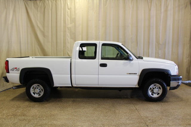 2006 Chevrolet Silverado 2500HD Work Truck Roscoe, Illinois 1
