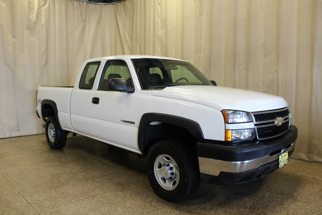 2006 Chevrolet Silverado 2500HD Work Truck Roscoe, Illinois 0