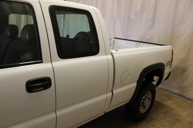 2006 Chevrolet Silverado 2500HD Work Truck Roscoe, Illinois 11