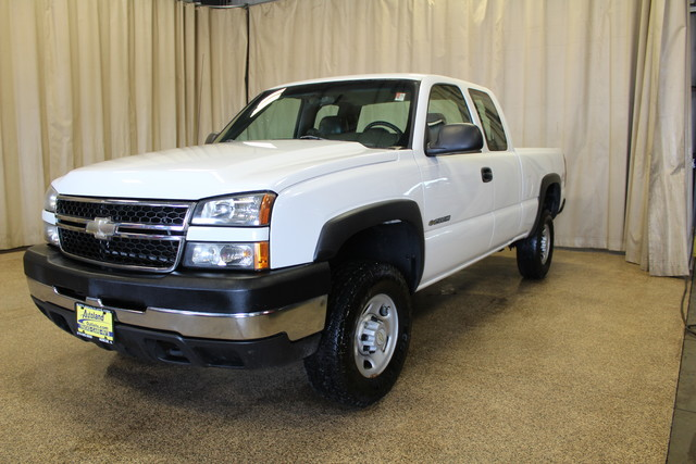2006 Chevrolet Silverado 2500HD Work Truck Roscoe, Illinois 2
