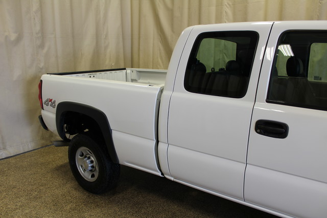 2006 Chevrolet Silverado 2500HD Work Truck Roscoe, Illinois 6