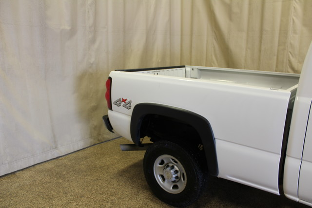 2006 Chevrolet Silverado 2500HD Work Truck Roscoe, Illinois 7