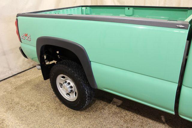 2006 Chevrolet Silverado 2500HD Long Bed Work Truck Roscoe, Illinois 11