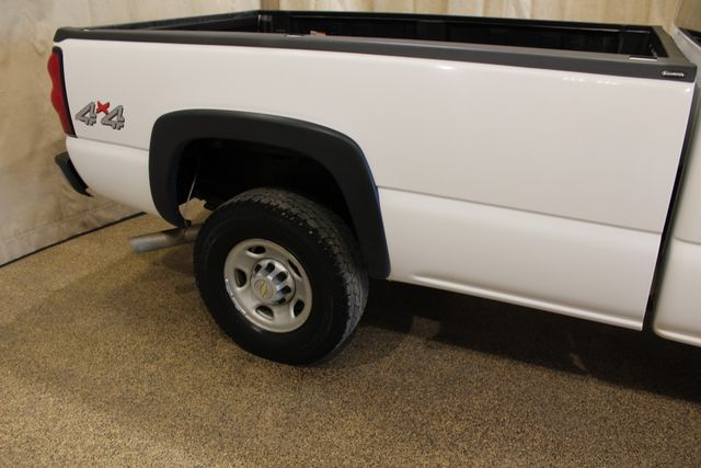 2006 Chevrolet Silverado 2500HD Long Bed Roscoe, Illinois 12