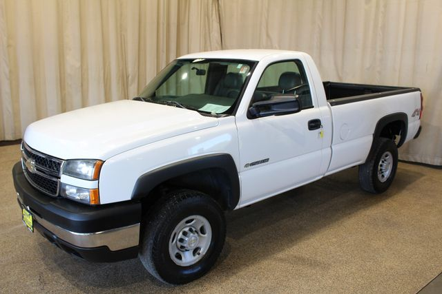 2006 Chevrolet Silverado 2500HD Long Bed Roscoe, Illinois 2