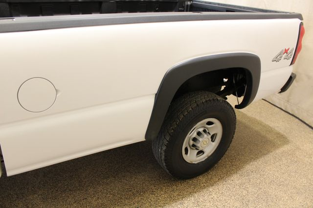 2006 Chevrolet Silverado 2500HD Long Bed Roscoe, Illinois 6