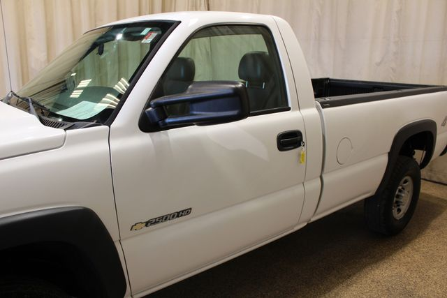 2006 Chevrolet Silverado 2500HD Long Bed Roscoe, Illinois 7
