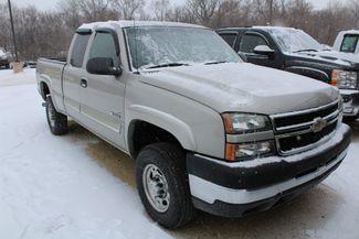 2006 Chevrolet Silverado 2500HD LT1 Roscoe, Illinois