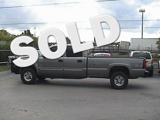 2006 Chevrolet Silverado 2500HD LS Crew Cab Long Bed 4WD San Antonio, Texas 0