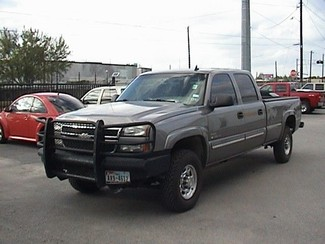 2006 Chevrolet Silverado 2500HD LS Crew Cab Long Bed 4WD San Antonio, Texas 1