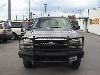 2006 Chevrolet Silverado 2500HD LS Crew Cab Long Bed 4WD San Antonio, Texas 2
