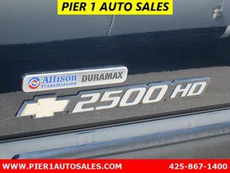 2006 Chevrolet Silverado 2500HD LT1 Seattle, Washington 25