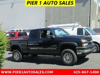2006 Chevrolet Silverado 2500HD LT1 Seattle, Washington 34