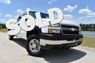 2006 Chevrolet Silverado 2500HD Work Truck Walker, Louisiana