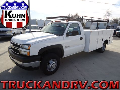 2006 Chevrolet Silverado 3500 WT in Sherwood