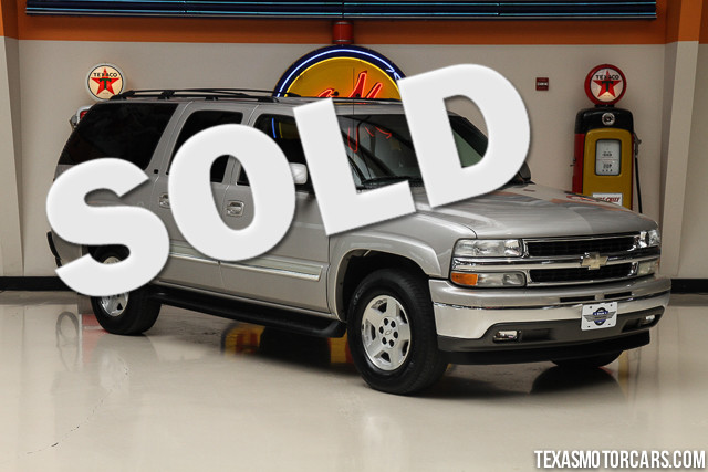 2006 Chevrolet Suburban LT This Clean Carfax 2006 Chevrolet Suburban LT is in great shape with onl