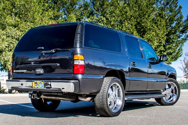 "2006 Chevrolet Suburban LS - 107K MILES - 20"" WHLS - TOW PKG - 3RD ROW Reseda, CA 9"