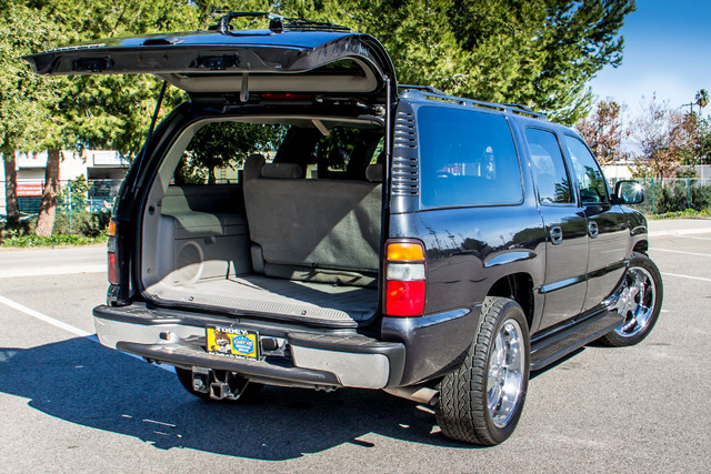 "2006 Chevrolet Suburban LS - 107K MILES - 20"" WHLS - TOW PKG - 3RD ROW Reseda, CA 11"