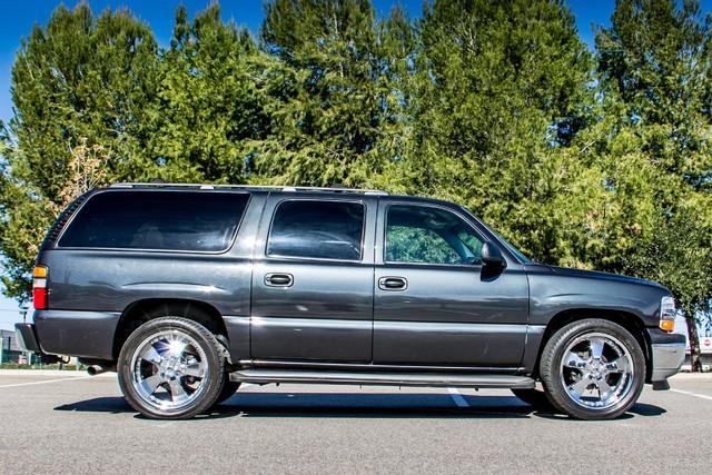 "2006 Chevrolet Suburban LS - 107K MILES - 20"" WHLS - TOW PKG - 3RD ROW Reseda, CA 6"