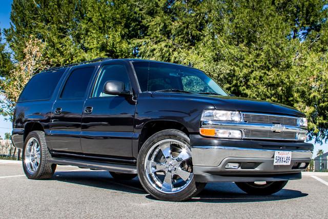 "2006 Chevrolet Suburban LS - 107K MILES - 20"" WHLS - TOW PKG - 3RD ROW Reseda, CA 4"