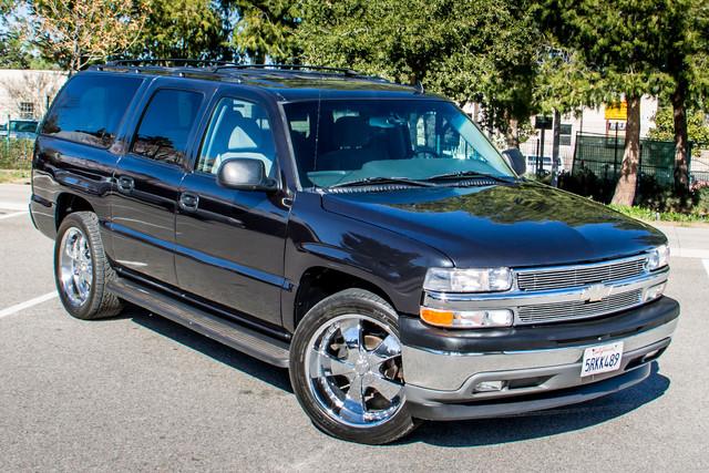 "2006 Chevrolet Suburban LS - 107K MILES - 20"" WHLS - TOW PKG - 3RD ROW Reseda, CA 38"