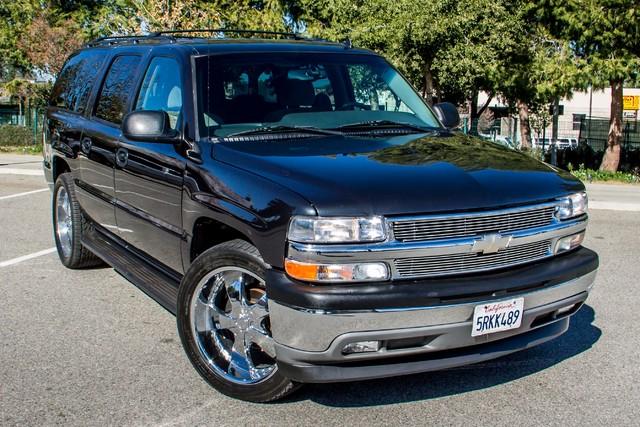 "2006 Chevrolet Suburban LS - 107K MILES - 20"" WHLS - TOW PKG - 3RD ROW Reseda, CA 37"