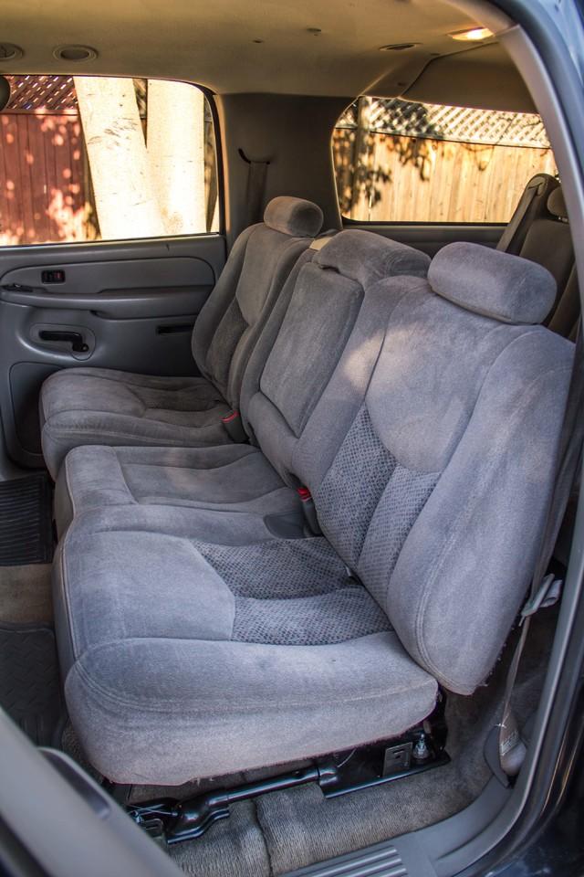 "2006 Chevrolet Suburban LS - 107K MILES - 20"" WHLS - TOW PKG - 3RD ROW Reseda, CA 19"
