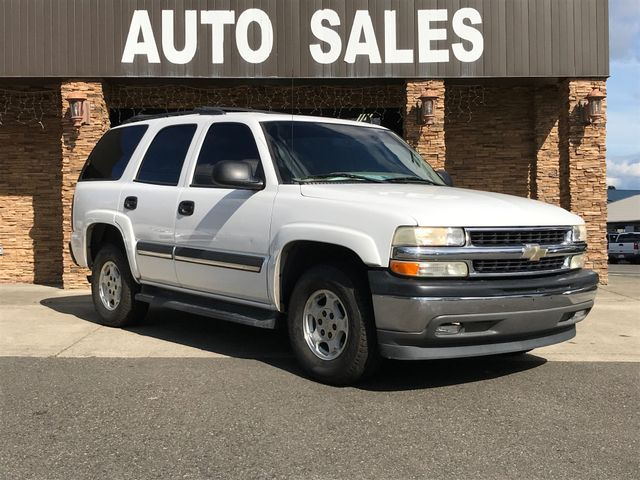 2006 Chevrolet Tahoe LS Clean CARFAX Summit White 2006 Chevrolet Tahoe LS RWD 4-Speed Automatic w