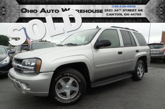 2006 Chevrolet TrailBlazer 4x4 1-Owner Clean Carfax We Finance | Canton, Ohio | Ohio Auto Warehouse LLC in  Ohio
