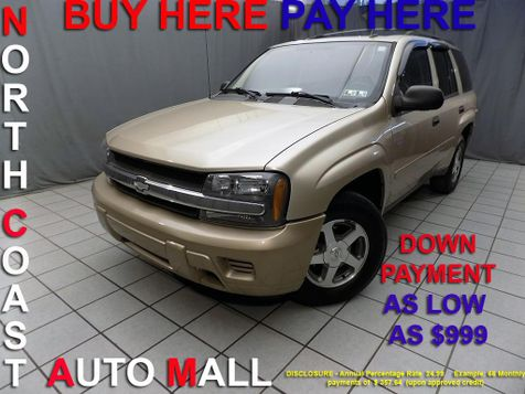 2006 Chevrolet TrailBlazer LS As low as $999 DOWN in Cleveland, Ohio