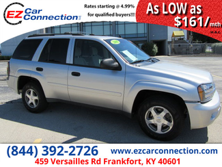 2006 Chevrolet TrailBlazer LS | Frankfort, KY | Ez Car Connection-Frankfort in Frankfort KY