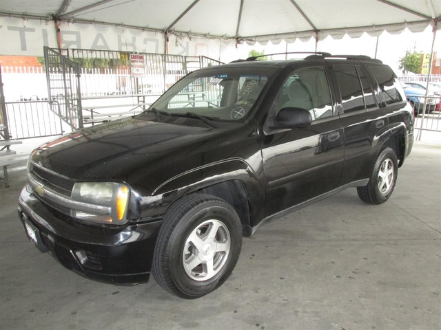 2006 Chevrolet TrailBlazer LS Please call or e-mail to check availability All of our vehicles a