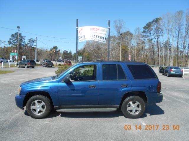 2006 Chevrolet TrailBlazer LS | Myrtle Beach, South Carolina | Hudson Auto Sales in Myrtle Beach South Carolina