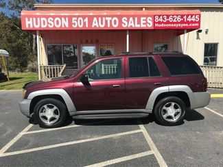 2006 Chevrolet TrailBlazer LT | Myrtle Beach, South Carolina | Hudson Auto Sales in Myrtle Beach South Carolina