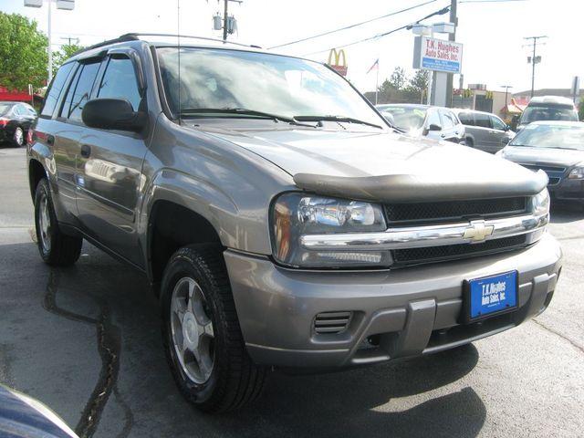 2006 Chevrolet TrailBlazer LS Richmond, Virginia 3