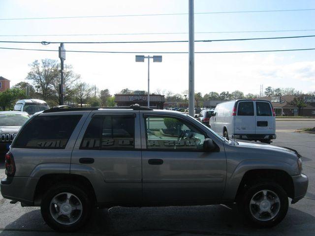 2006 Chevrolet TrailBlazer LS Richmond, Virginia 4