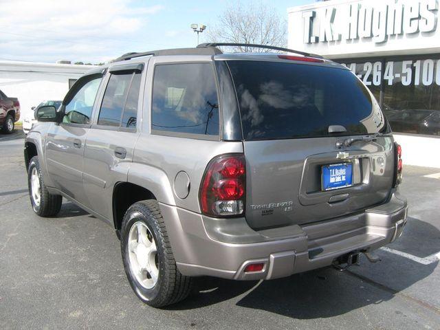 2006 Chevrolet TrailBlazer LS Richmond, Virginia 7